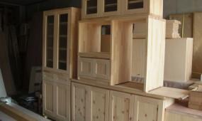 キッチン収納家具