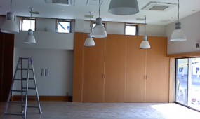 壁付け収納家具
